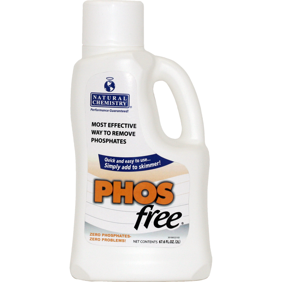 Phosfree Phosphate Remover 2 Liter Integrity Pool Spa Services