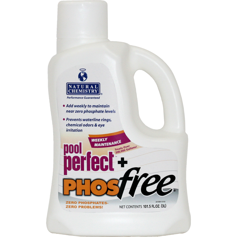 Pool perfect phosfree phosphate remover integrity pool - Phosphate levels in swimming pools ...