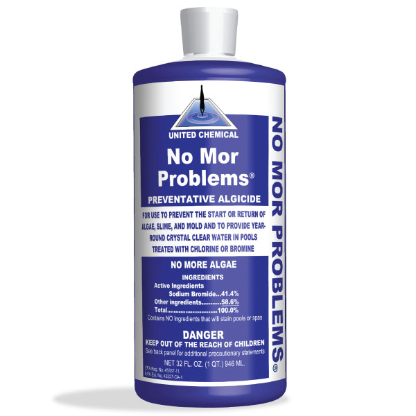 No Mor Problems Algaecide 32oz