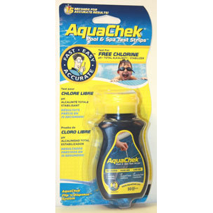 Test Strips - AquaChek 4 in1 (50/Bottle)