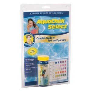 Test Strips - AquaChek Select 7-in-1 (50/Bottle)