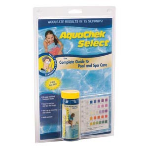 Test Strips - AquaChek Select 7-in-1 (50/Bottle)