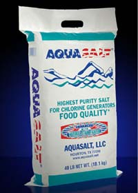 Hi-Purity Pool Salt - 40 lb. Bag